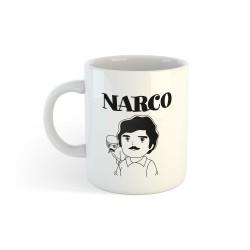 Taza narco
