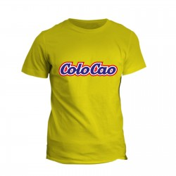 Camiseta Colocao