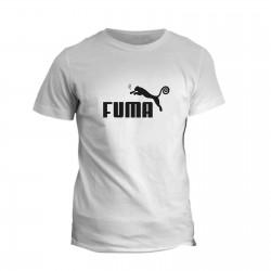 Camiseta fuma