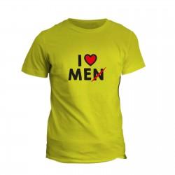 Camiseta love men