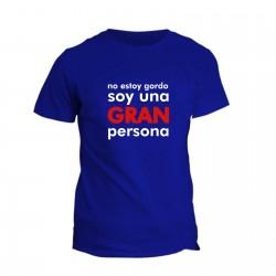 T-shirt gran persona