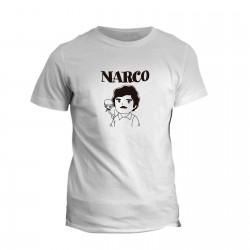 Camiseta narco