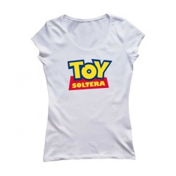 T-shirt Toy soltera
