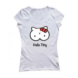 Camiseta titty