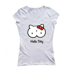 T-shirt titty