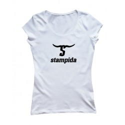 Samarreta Stamp noia logo 01
