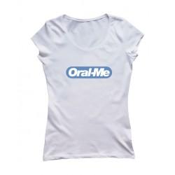 Camiseta oral