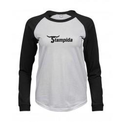 Camiseta baseball chica md1